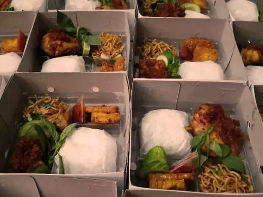 No.1 Catering Nasi Box Jogja