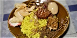 Read more about the article Keistimewaan Nasi Kuning